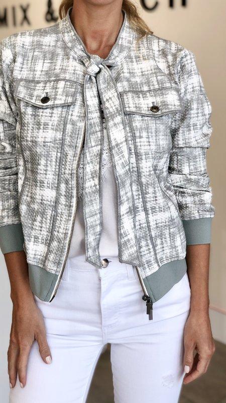 Briella Tweed Sport Crop Jacket