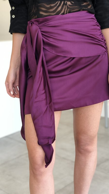 Vetta Front Tie Skirt