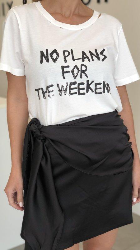 No Plans Vintage T-shirt