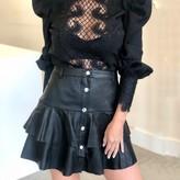 Maliah Lace Detail Blouse