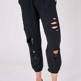 Kaia Distressed Jogger Pants
