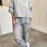 Evie Crop Top Sweater