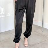 Elise Satin Dressy Pants