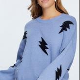 Elena Bolt Detail Sweater