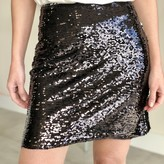 Ginna Sequin Mini Skirt