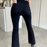 Lucky Mid Rise Flare Boot Jeans