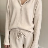 Lydia Soft Rib Knit Loungewear Set (2 pieces)