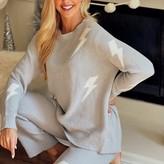 Zola Bolt Detail Sweater Top