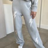 Sandy Bolt Detail Sweater Pants