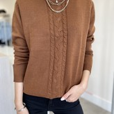 Naomi Cable Knit Sweater