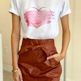 Mandy Pink Heart T-shirt