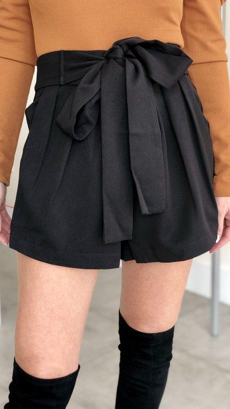 Bel High Waist  Short