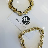Chunky Pave Link Bracelet