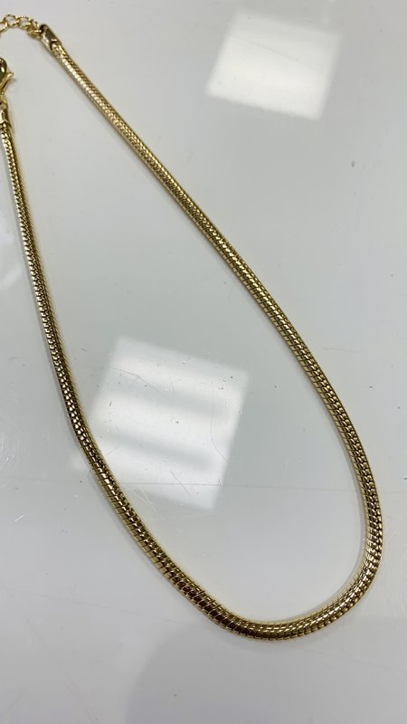 Kobra Thic Chain Necklace