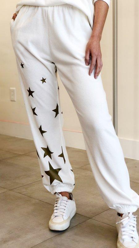 Ruth Star Printed Jogger Pants