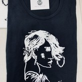 Fashion Girl Graphic Tee