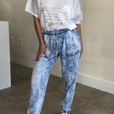 Serena Acid Wash Pants