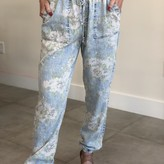 Costance Faded Floral Pants