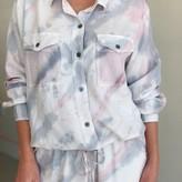 Tiya Mesh Pocket Shirt