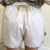 Bev Silky Track  Shorts