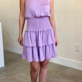 Nancy Smocked Tiered Dress