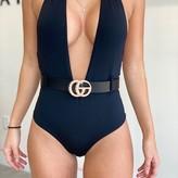 Deep Plungle One Piece Bathing Suit