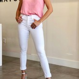 Bexley Ribbed Round Neck Blouse