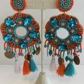 Hannah Tassel Earrings