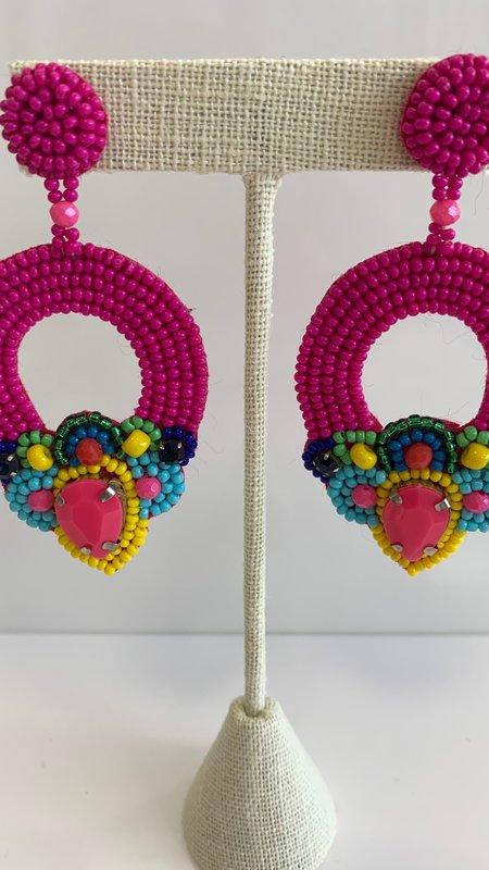 Isha Earrings