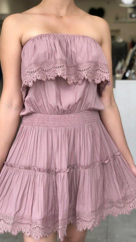 Arabella Off-Shoulder Dress