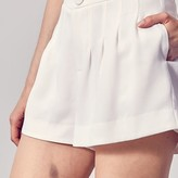 Agnes Pleated Detail Shorts