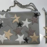 Randy Star Detail Grey Bag