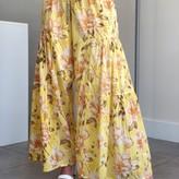 Marigold Beaded Tassel Pants