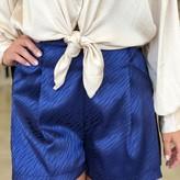 Bernice Zebra Print Shorts