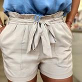 Carola Belted Shorts