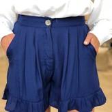 Isaura Ruffled Shorts
