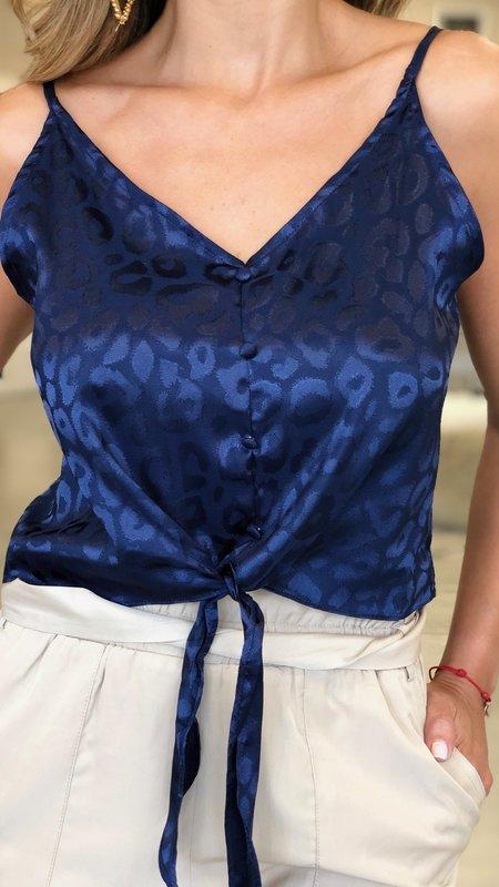 Nidia Front Tie Cami