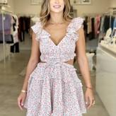Amanda Side Cut-Out Dress