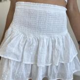 Jasmine Smocked Waist Mini Skirt ( 1 piece)