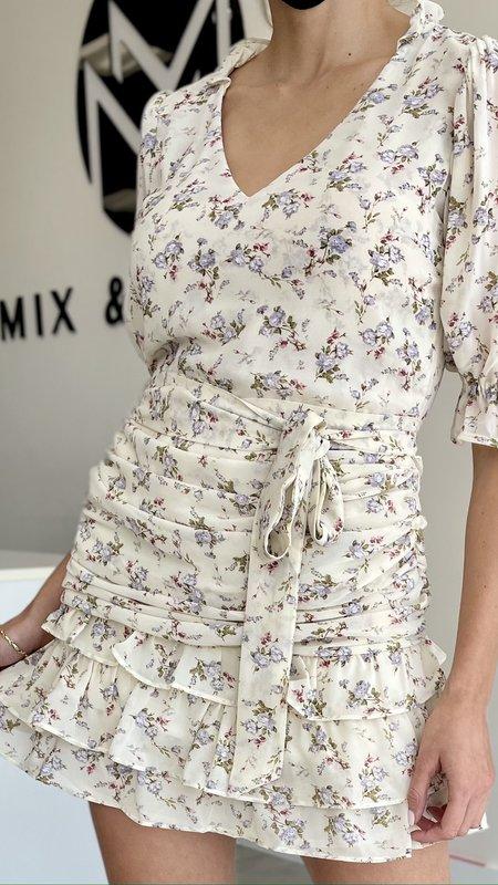 Quinn Floral Detail Dress