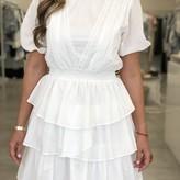 Lucy Puff Sleeve Dress