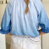 Leila Ombre Color Detail Blouse