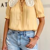 Liza High Rise Ripped Jean Shorts