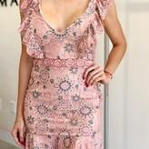 Zora Lace Detail Dress