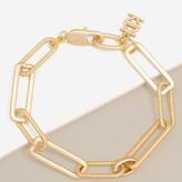 Rope Chain Links Bracelet