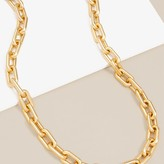 Chain Link Necklace / 18k Gold