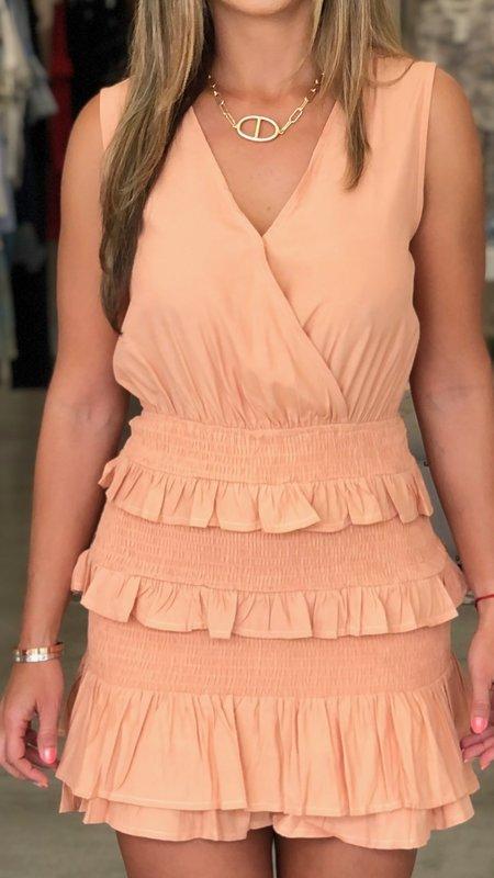 Itzel Smocking Dress