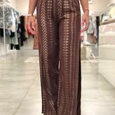 Vivian Arrow Print Pants
