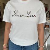 """Live & Love"" Graphic T-Shirt"