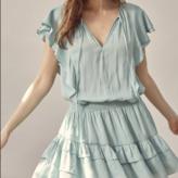 Lilith Ruffle Dress